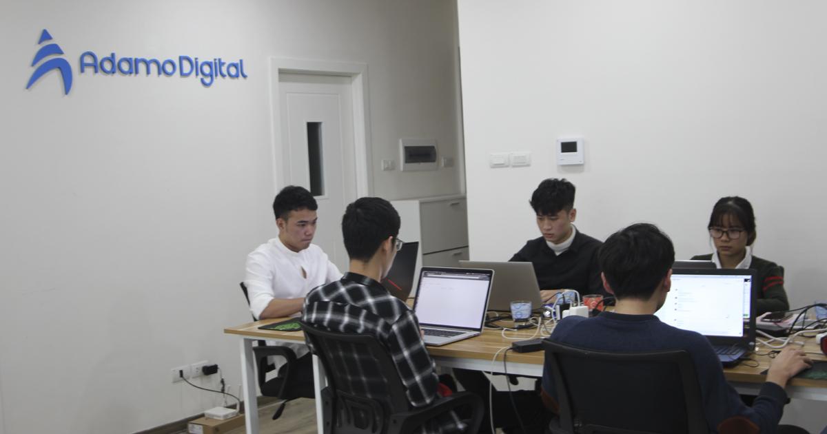 Adamo Digital Named Top Website Developer in Vietnam – 2019