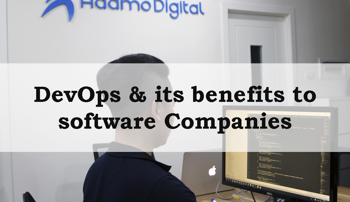 DevOps and its benefits to Mobile App Development Companies