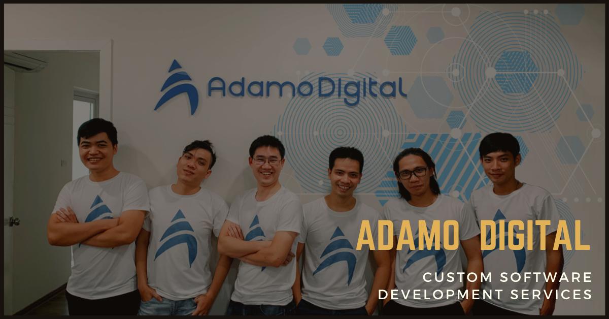 Adamo Digital's Custom Software Development Services