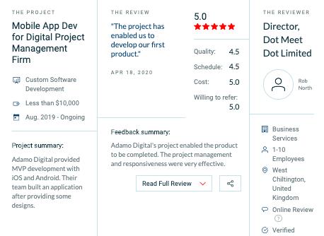 Top software development in Vietnam